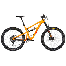 Santa Cruz Hightower 1 C XE 27.5+ gloss mango and orange